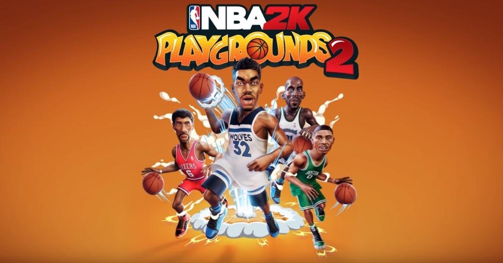 <b>NBA 2K Playgrounds 2 All Star [무설치 완벽한글 선수올클리..</b>