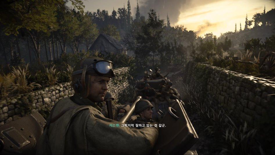 (한글)콜옵 월드워2(WWII) FPS 액션 전쟁 고사양 그래픽