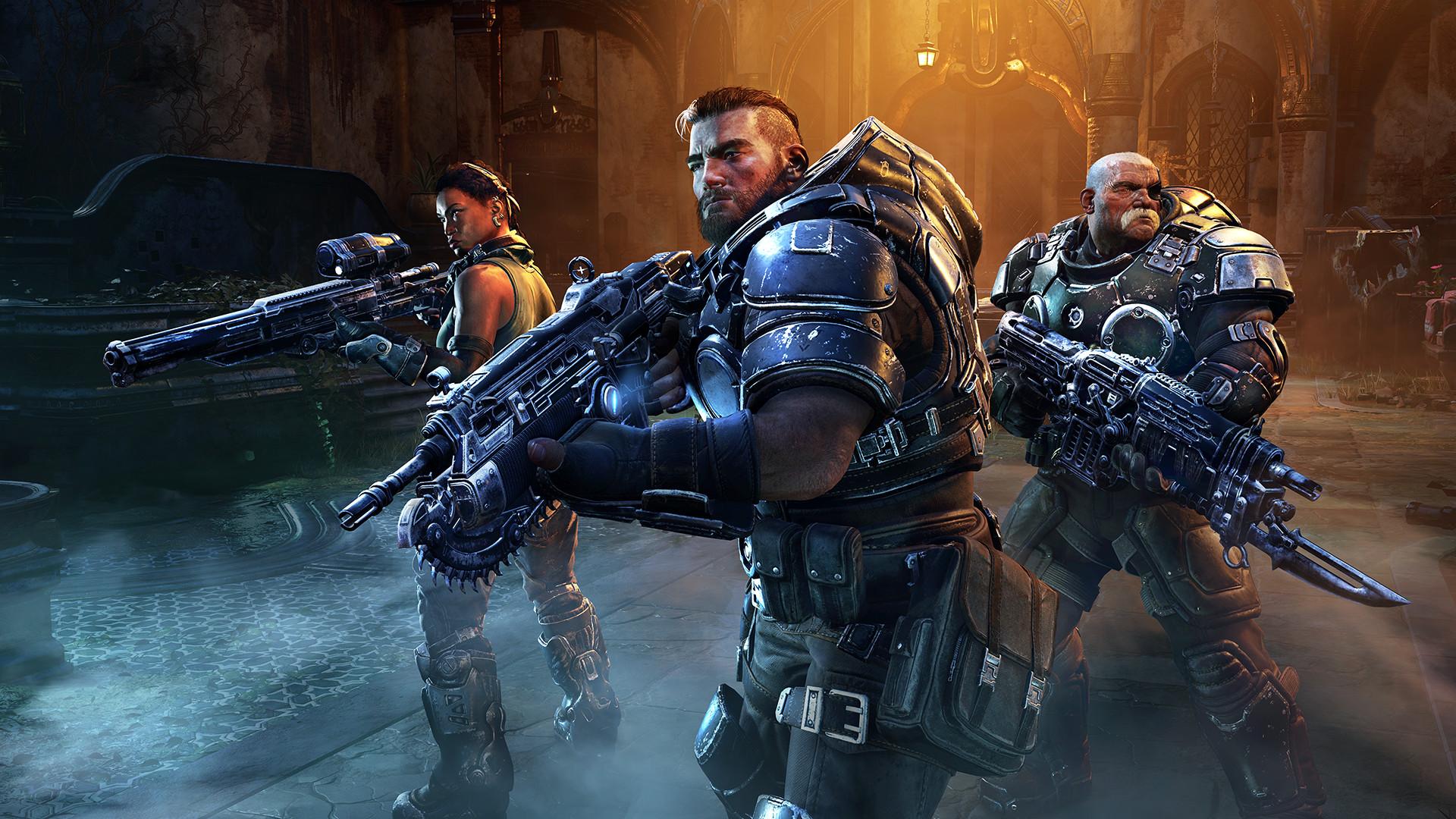 (한글)기어 택틱스 Gears Tactics 턴제 전략 액션 시뮬레이션