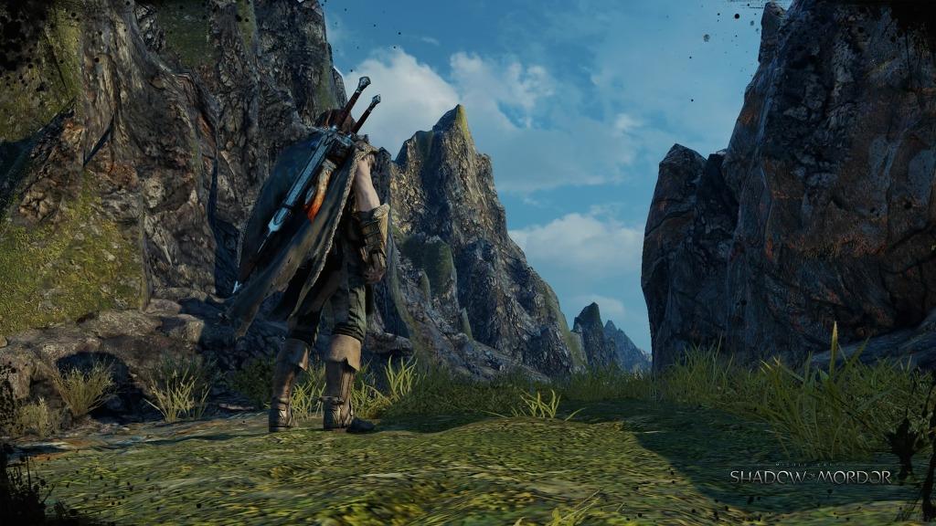 (한글)미들어스 모르도르의 그림자(Middle earth)DLC 액션 RPG 사냥