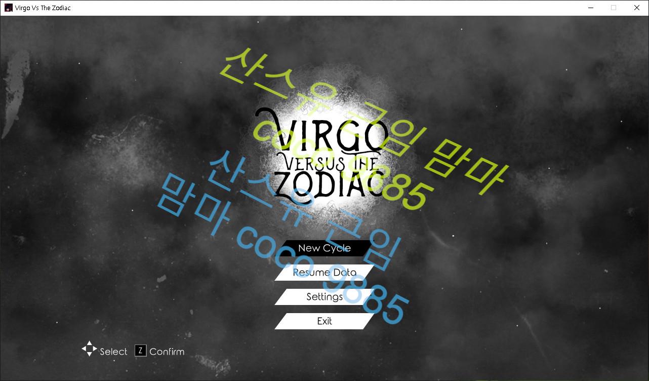 <b>스토리 좋고 신선한 도트 RPG 갓겜! 비르고 VS 조디악 Virgo vs The Zodiac [무..</b>