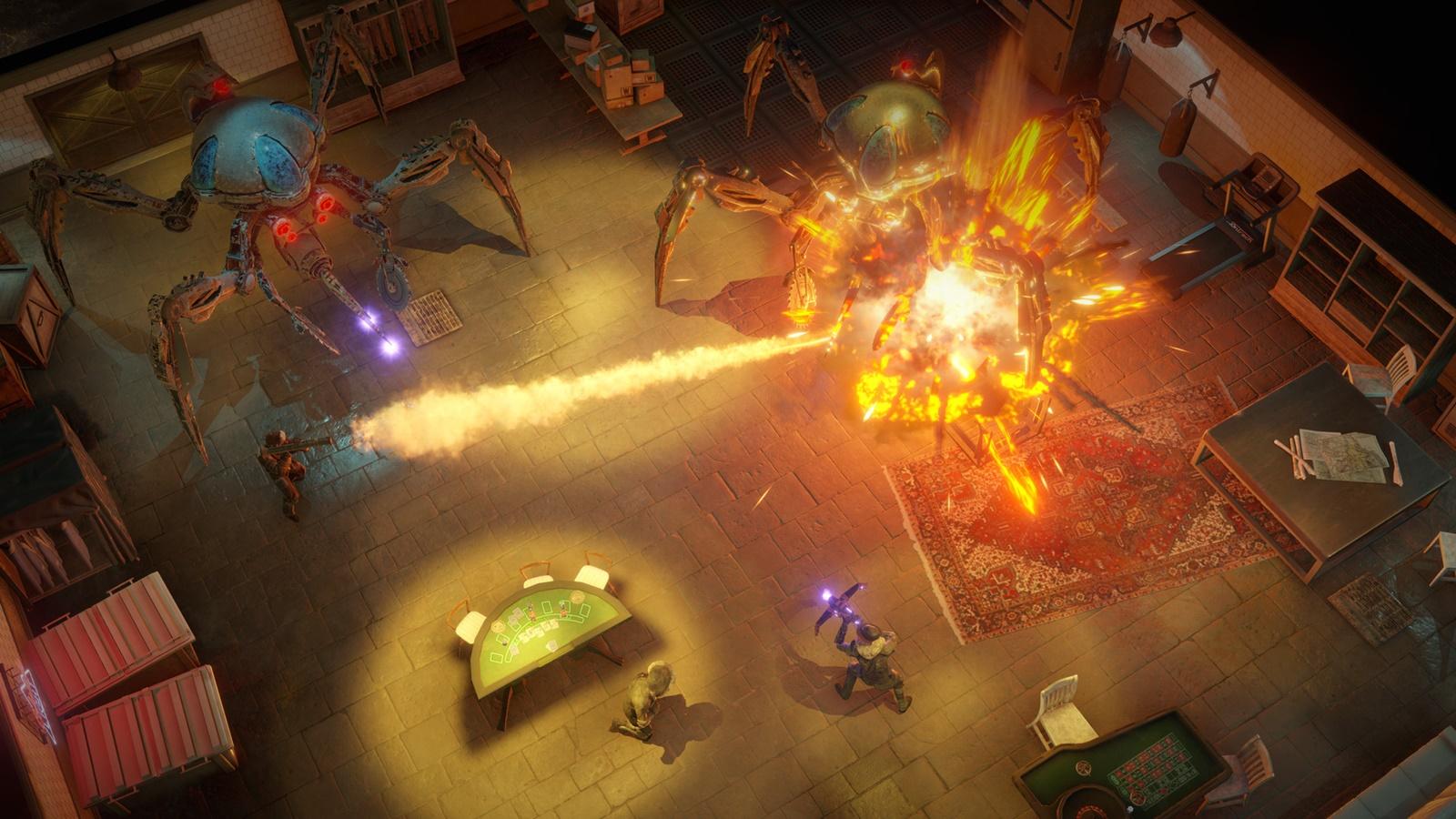 (영문)웨이스트랜드3 Wasteland 3 전략 턴제 아포칼립 CRPG