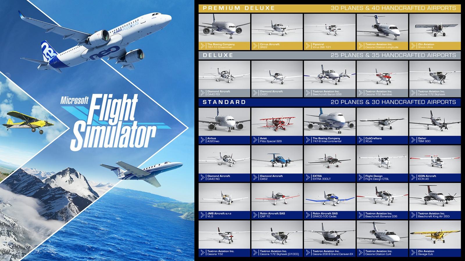 (영문)마소 플라이트 시뮬 Flight 극강 현실구현 비행시뮬