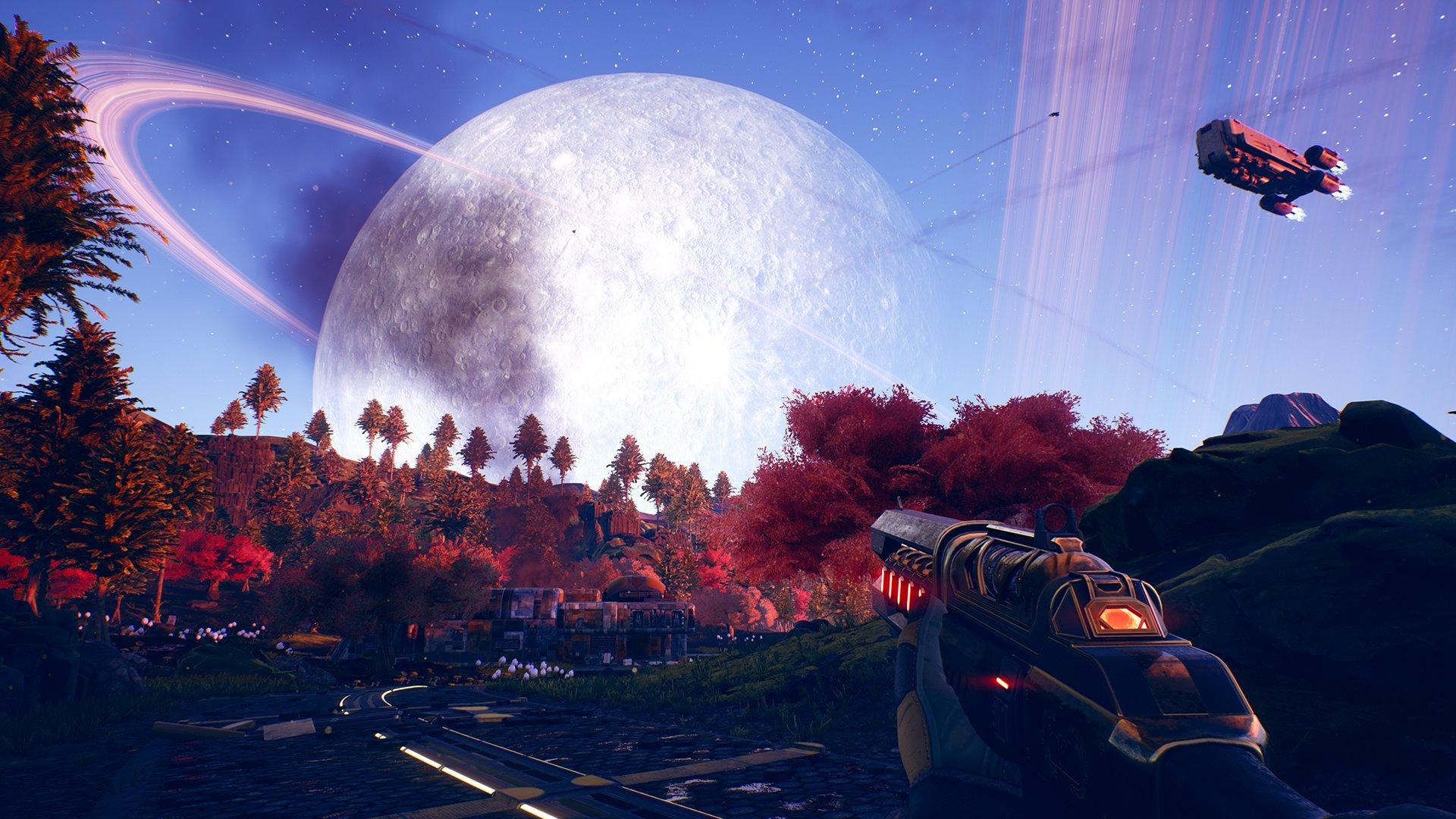 (한글)더 아우터월드(outer worlds) 다른세계 롤플레잉FPS 액션