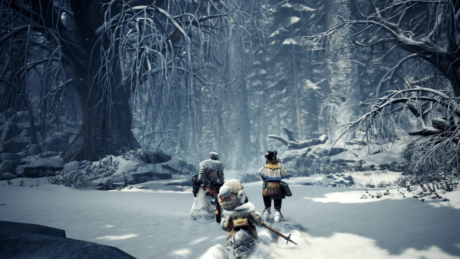 <b>(한글)몬스터 헌터 아이스본(M Iceborne)사냥 괴물 협동 액션</b>