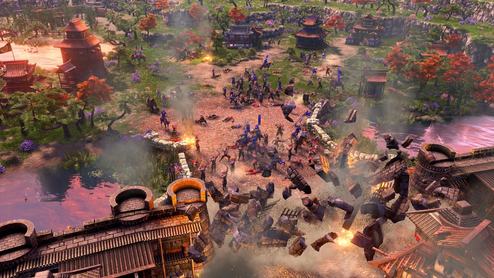<b>(한글)에이지 오브 엠파이어3 A Empires3 전략 역사 군사 전쟁</b>